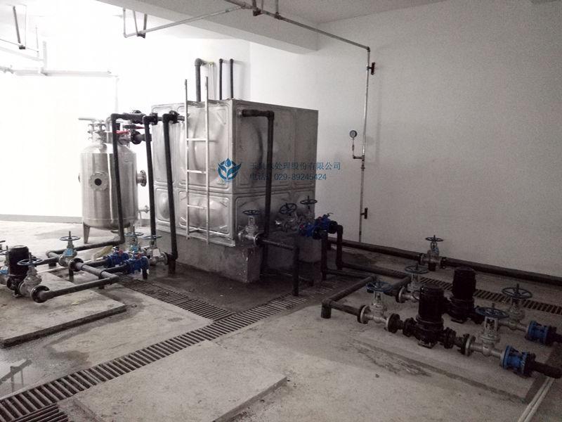 陕西雨水收集施工