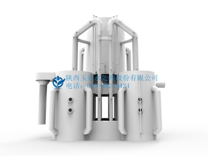 陕西水净化设备重力式曝气精滤机