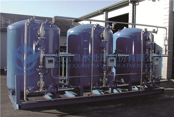 陕西软化水设备