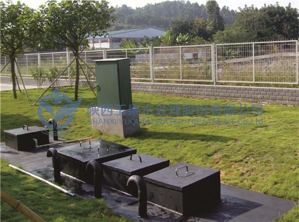 环保设备之污水处理设备的优点有哪些?