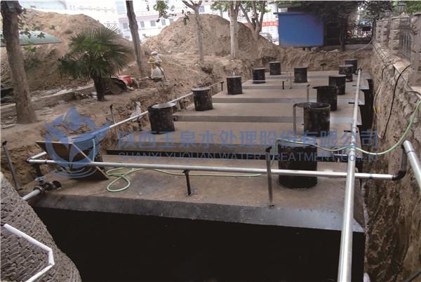 实验室污水处理该使用什么污水处理设备?