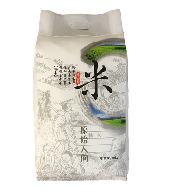 西安大米编织袋厂家