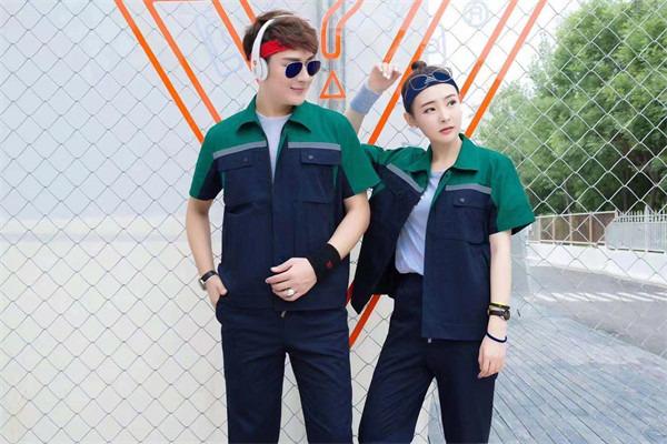 郑州夏季工作服定制价格