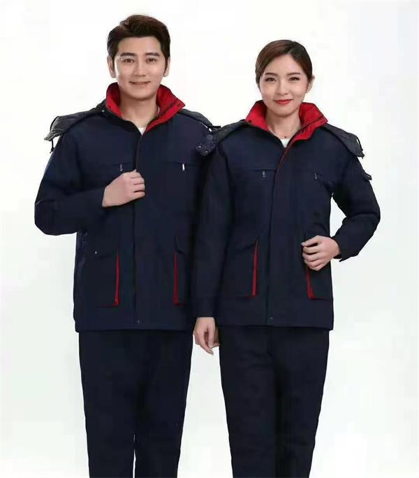 郑州冬季工作服定制公司
