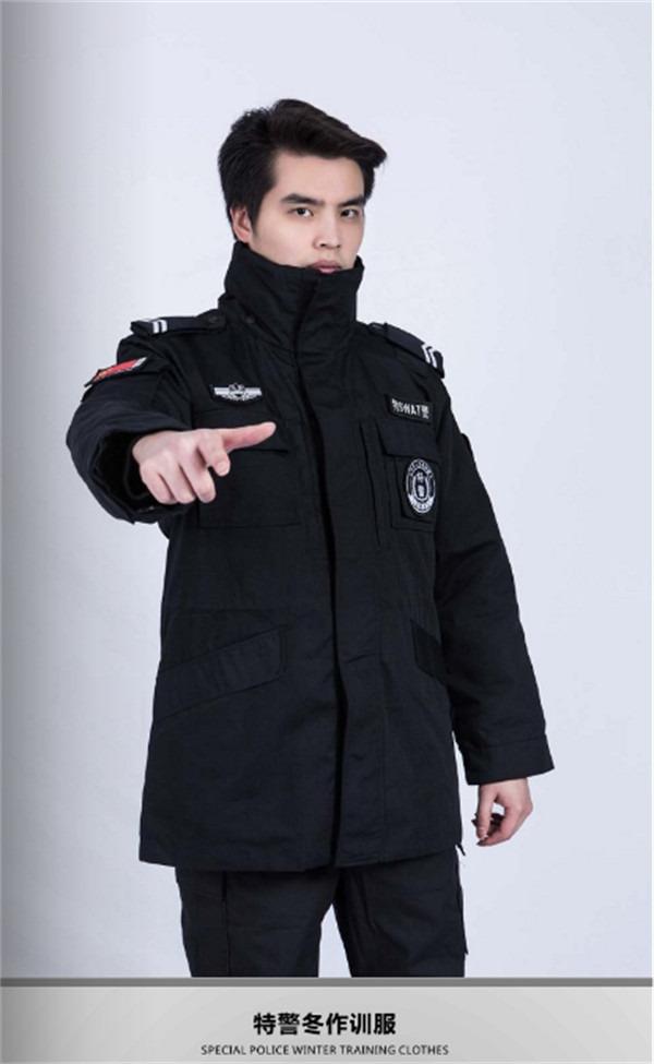 郑州冬季标志服定制