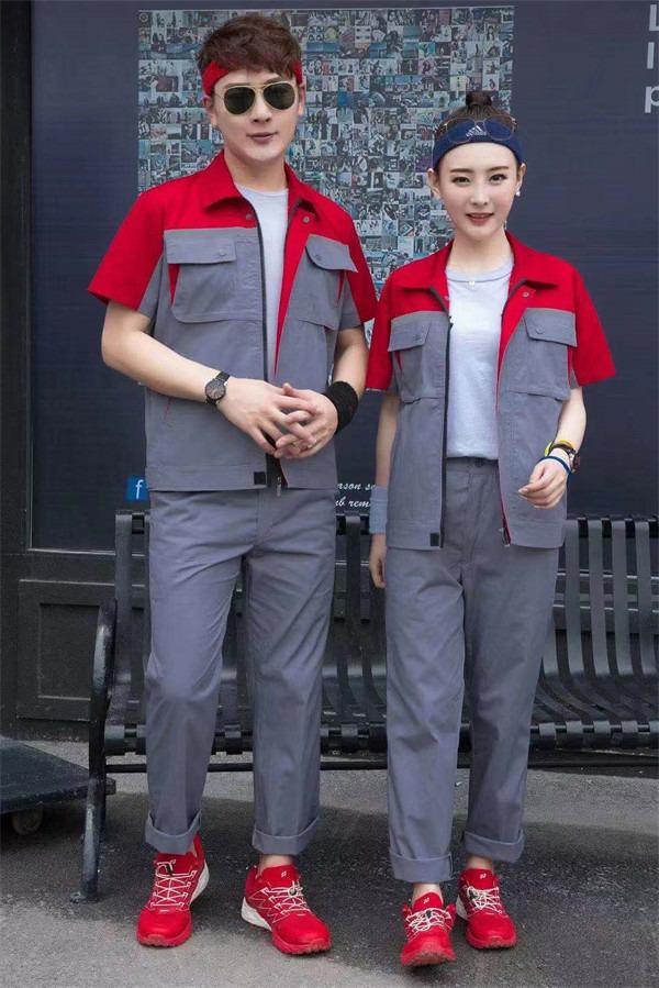 郑州工作服定制告诉你夏季定制工作服如何选颜色