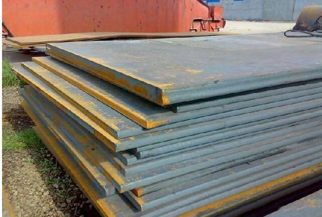 q255中厚钢板