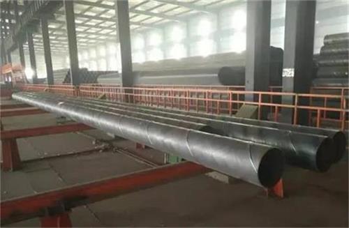 螺旋焊接钢管
