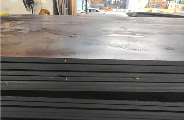 如何快速有效的辨别市面上形形色色的钢板的质量?