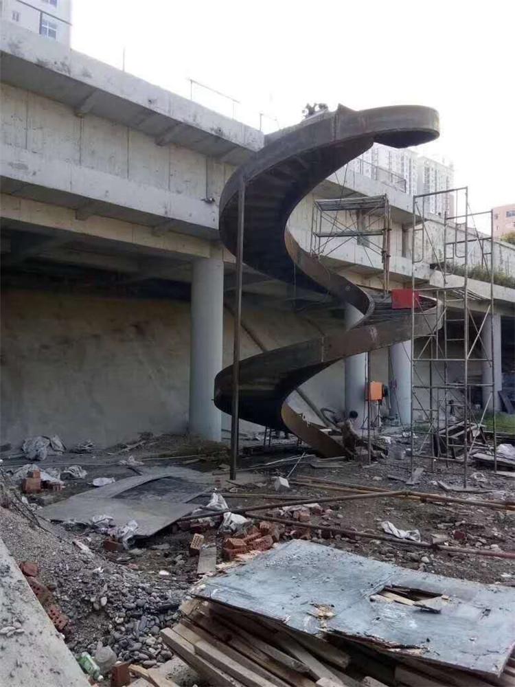 西安旋转楼梯设计应考虑哪些因素呢?快去收藏吧