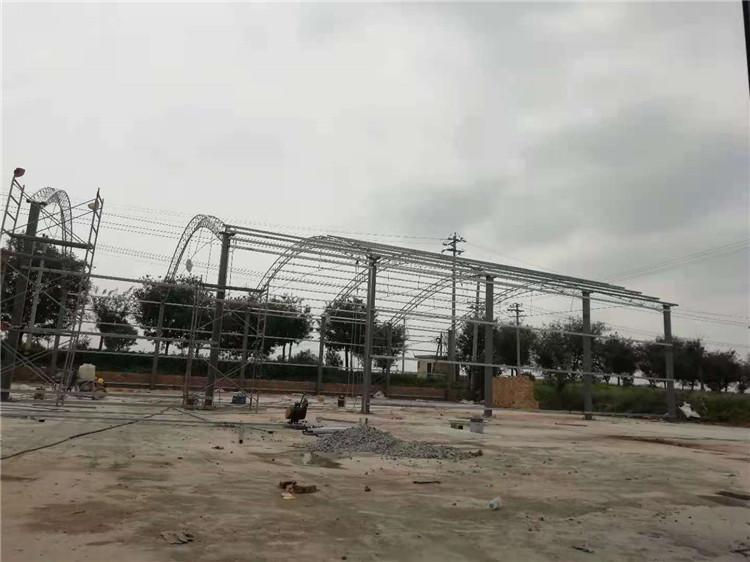 长安区某工厂钢结构工程