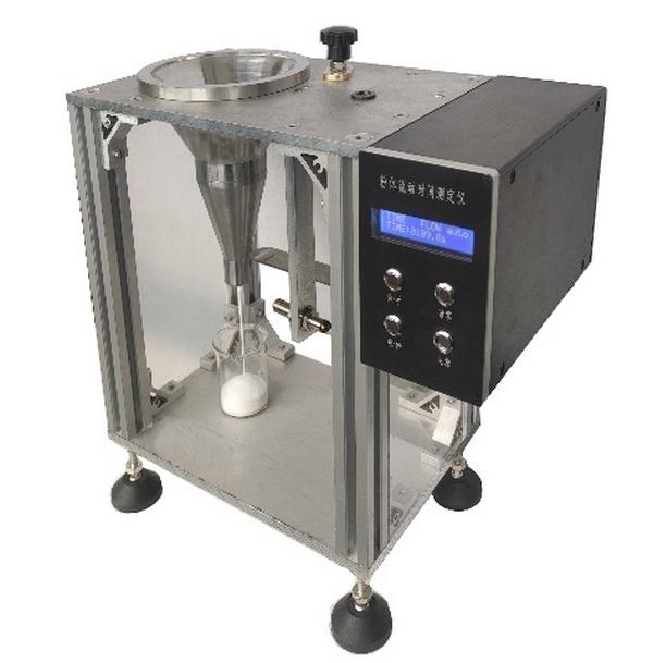 云南某企业氧化铝流动性测定仪案例