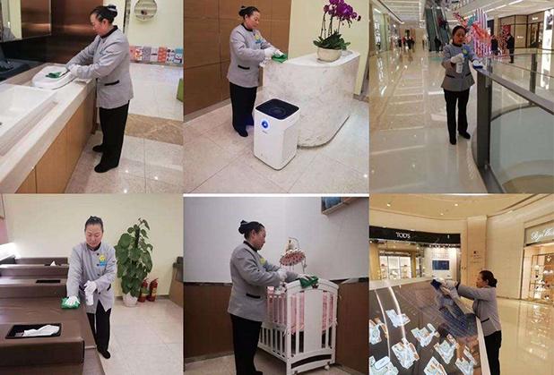 四川物业保洁公司