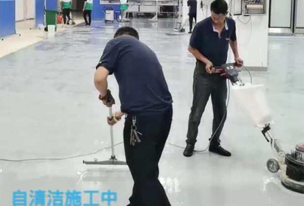 四川自清洁涂层施工