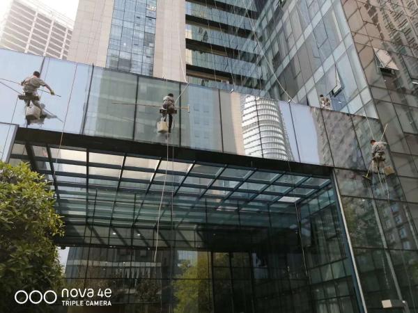 四川建筑物清洁施工