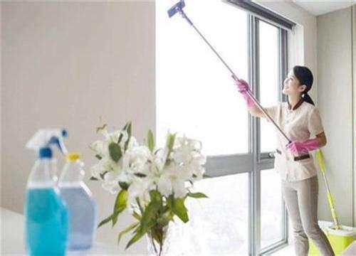 企业日常保洁