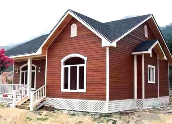 鹤壁防腐木屋