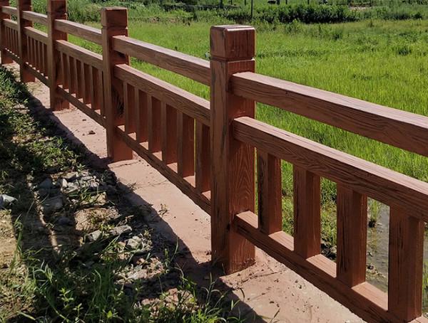 鹤壁防腐木护栏厂家哪家好