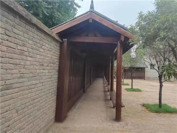 鹤壁防腐木凉亭