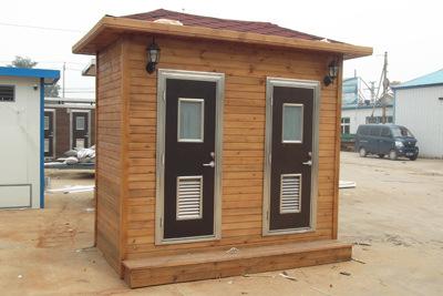 防腐木屋在施工过程中比较常见的问题都有哪些?