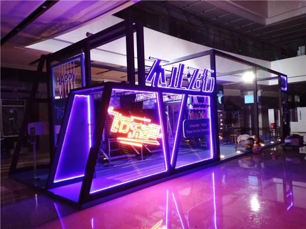 西安的展览公司和展览制作工厂有什么区别?