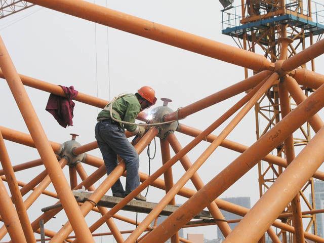 桥梁钢结构无损探伤检测