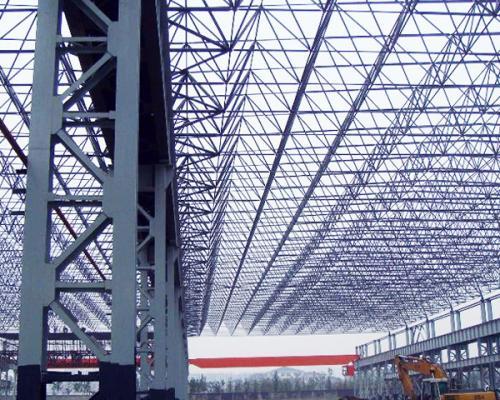 钢结构网架桁架无损探伤检测
