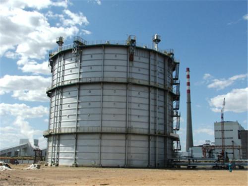 气体回收处理系统-干式气柜