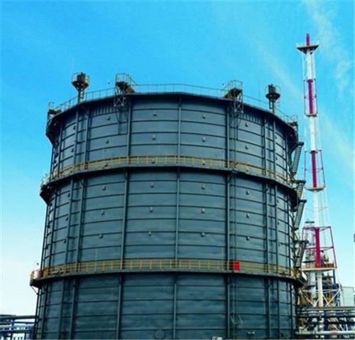 气体回收处理系统-气柜