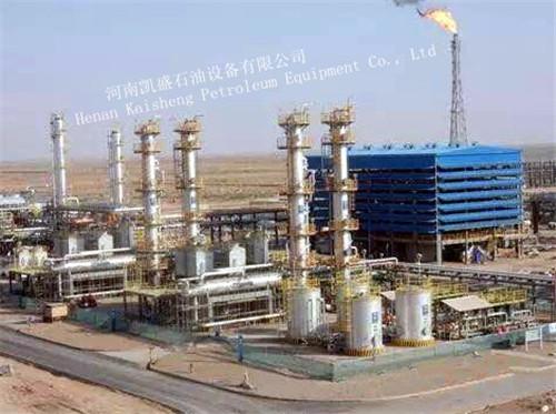哈萨克斯坦埃米尔油田油气联合处理站工程高低压火炬系统