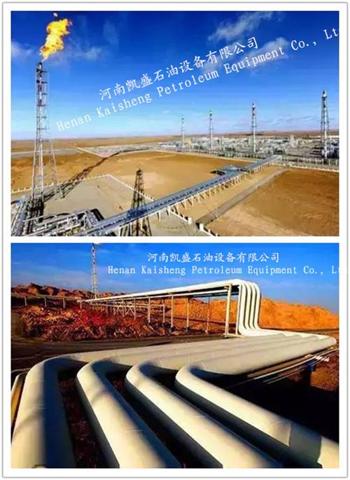 山东地面火炬厂家之哈萨克斯坦北布扎奇项目(出口)