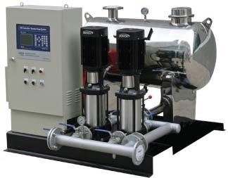 变频恒压供水设备(TBP)