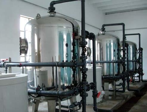 全自动除氨氮设备案例