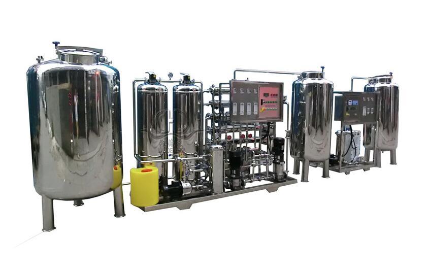 反渗透纯净水设备维护保养技巧