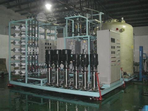 你知道水处理设备的特点和工作原理吗?