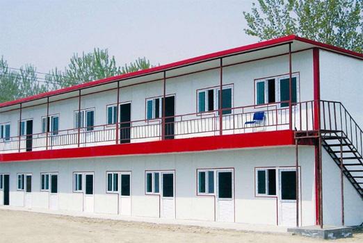 广安活动板房工程案例