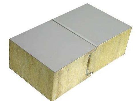 广安岩棉夹芯板