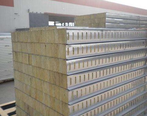 简述广安岩棉夹芯板的相关性能优点
