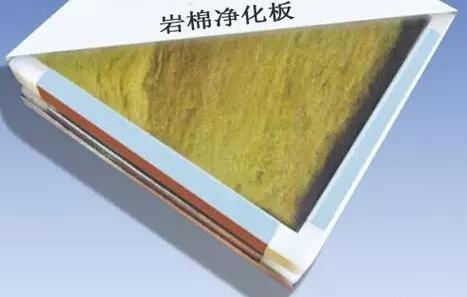广安净化板