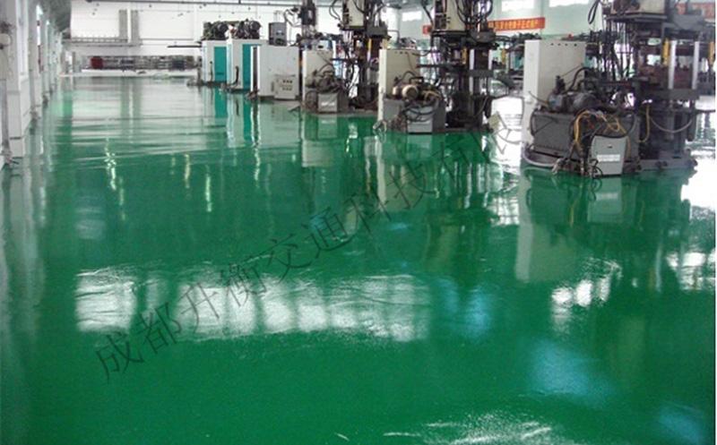 四川环氧树脂压砂地坪
