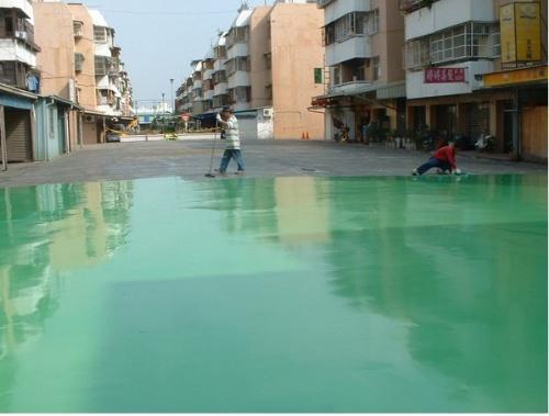 温度和湿度对环氧地坪施工的影响