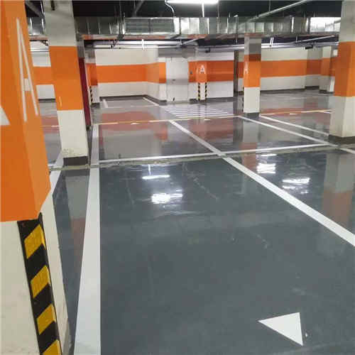 成都环氧地坪漆建筑地面水分处理方法