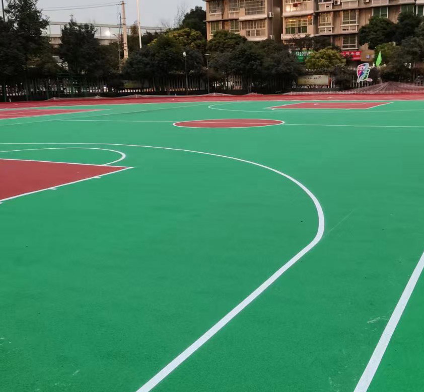 你知道吗?幼儿园室外活动场要选择四川EPDM运动场材料