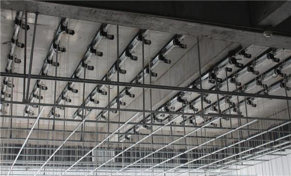 电动吊篮安装案例