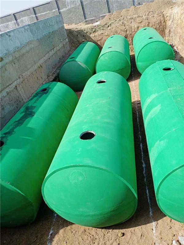 陕西水泥化粪池工程