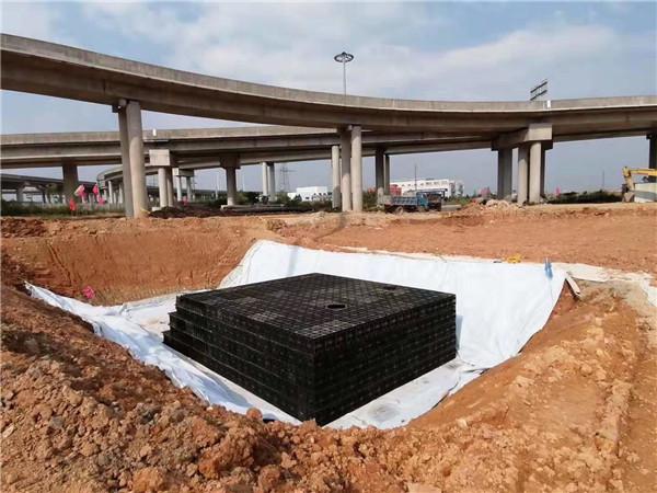 陕西雨水收集池工程