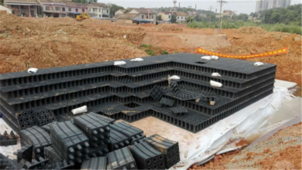 陕西雨水收集池价格