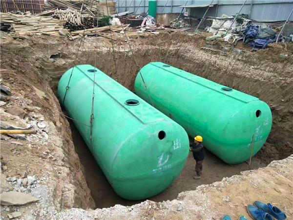 陕西蓄水池工程