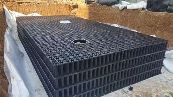 陕西雨水收集池的工艺特点和优势