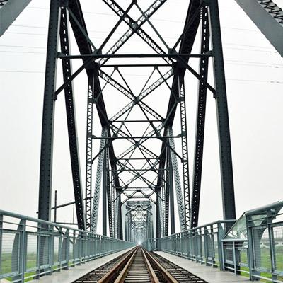 桥梁钢结构工程案例